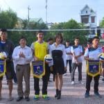Phòng giáo dục và đào tạo thị xã Ba Đồn tổ chức thành công giải bóng chuyền chào mừng ngày Nhà giáo Việt Nam 20/11.